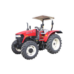 high power 4wd 110 HP farm tractor with AC cabin