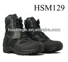 black all season used blackhawk lace up superior support tactical mens police boots