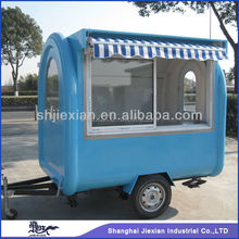 JX-FR220H Jiexian more than excellent mobile coffee truck for sale
