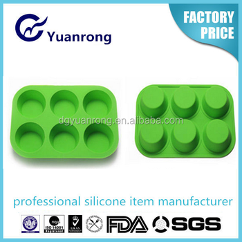 Supper Mall Popular Silicon Cake Mold with 100% Food Grade Silicone