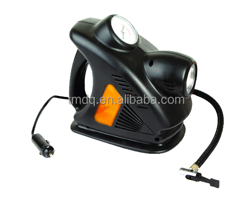3 in 1 12V portable car air compressor or tire inflator