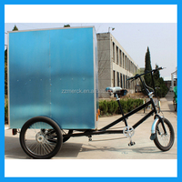 Three Wheeler Mini Motorized Cargo Trucks