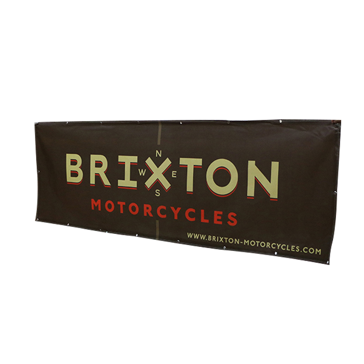 Outdoor use water proof weather <strong>resistant</strong> advertising logo printed flex vinyl banner with eyelets