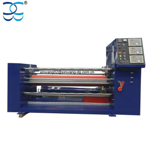 Hot Blade Ribbon Cutting Machine With Edge Sealing Function
