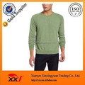 Plain collared blank pullover men's sweatshirts cheap high quality simple design