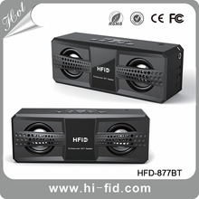 High-end pro sound portable bluetooth powered amplified speakers shenzhen