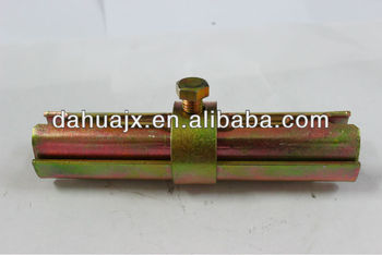 Zinc plated JIS type pressed scaffolding joint pin