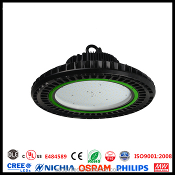 7 years warranty 240W UFO led high bay light best HBG Meanwell driver IP65 cheap led high bay lighting price