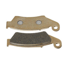 Customizable motorcycle spare parts long service life motorcycle brake pad