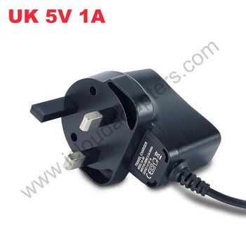 LA300 LA-300 UK Mains 5V 1A Adaptor