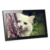 FHD 1920*1080 white black flat screen 21.5 inch digital photo frame