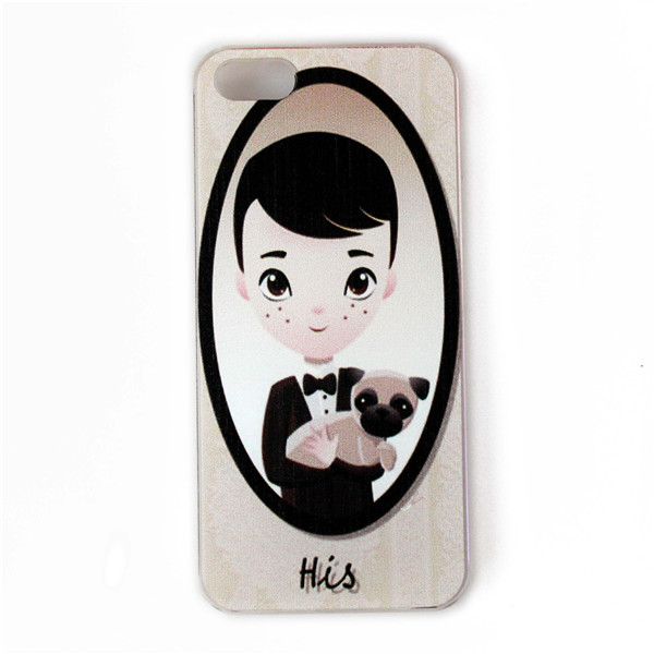 silicon animal case for iphone 4