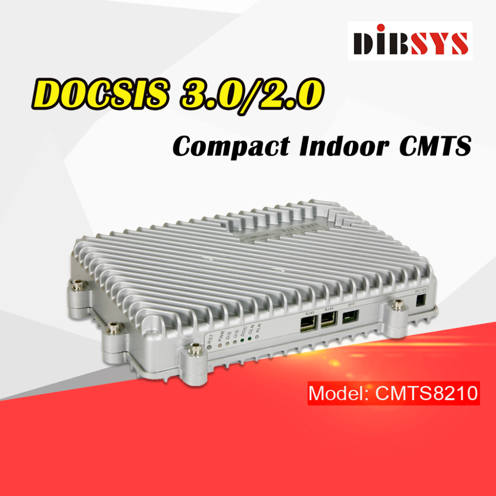 Wireless Mini CMTS EURO DOCSIS 3.0 2.0 Cable Modem 4 MegaPort Router Internet Over Coaxial Cable