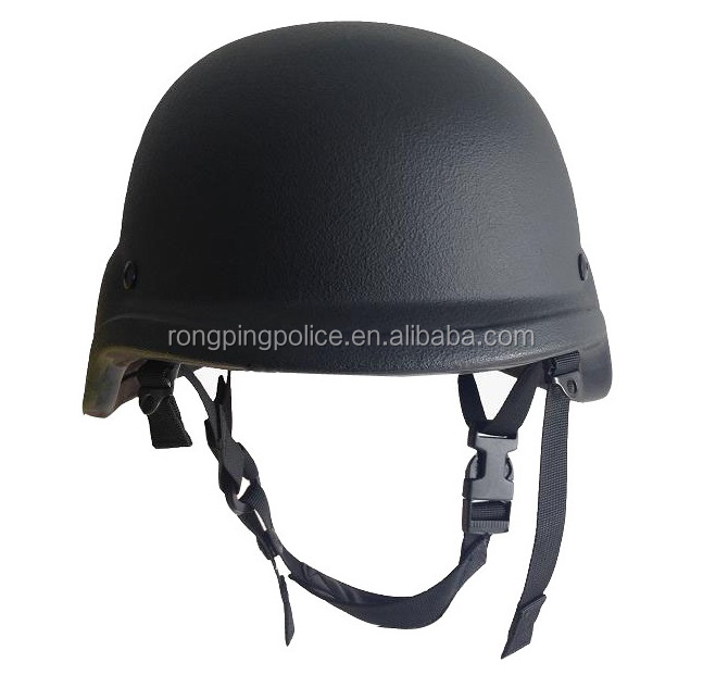 NIJ IIIA level military ballistic bullet proof helmet