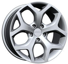 18x8.5 18x9.5 fashion wheel rims for 5 hole 30 40 et 5 spoke car wheels for Middle East high quality rim Market