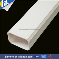 Square Pvc Drain Pipe , Low Price Types Of Plastic Water Pipe