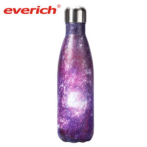 500 ml Water Bottle Wide Mouth Insulated 18 8 Stainless Steel Vacuum Flask Keeps Drinks Hot And Cold For 24