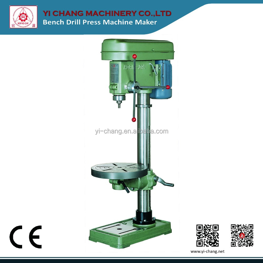 HD25 25mm 2HP Work Shop Drill Press