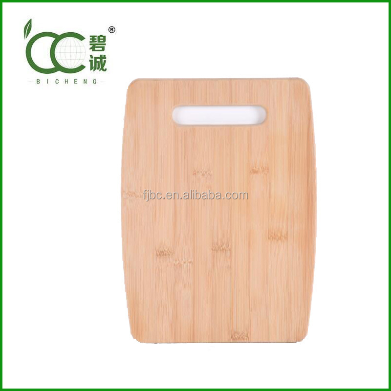 China Manufacturer Supplier Organic Bamboo Cutting Board Wooden Chopping Board Wholesale