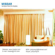 Drapery curtain, window curtain, blackout drapery curtain