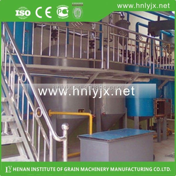factory supply rice bran oil production line vegetable edible peanut oil mill