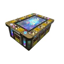 Las Vegas 100% control winning fishing arcade skill game machine 3D model