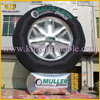 Newly advertising product inflatable tyre model