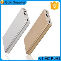 slim design external universal full capacity power bank for lenovo k900