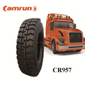 Best price Camrun new tyre 13R22.5 truck tyre made in Shandong