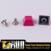metal rivets and studs for clothing