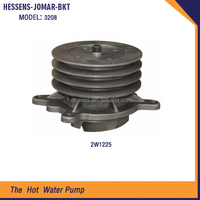 3208 2W1225 Hot Sale Excavator Water Pump for CAT