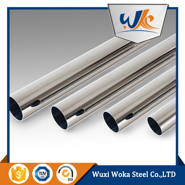 China supplier 430 decorative welding ss pipe seamless stainless steel pipe/tube
