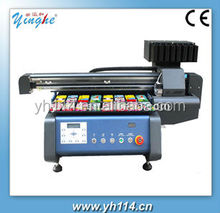 HOT SALE UV Flatbed Printer for Printing Football