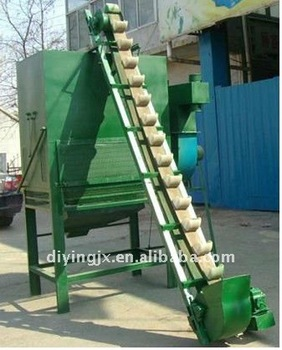 eletric automatic Chiken pellet feed dryer / poultry feed drying machine