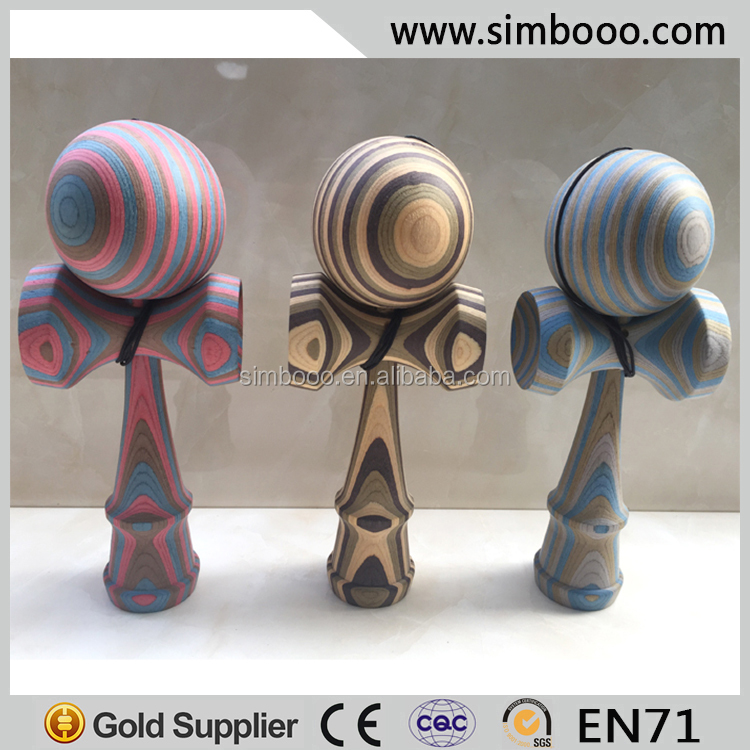 Top Quality Professional Wooden Kendama