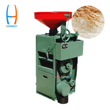 HONEST1916 2019 Family Use Mini Rubber Rollers Rice Milling Machine