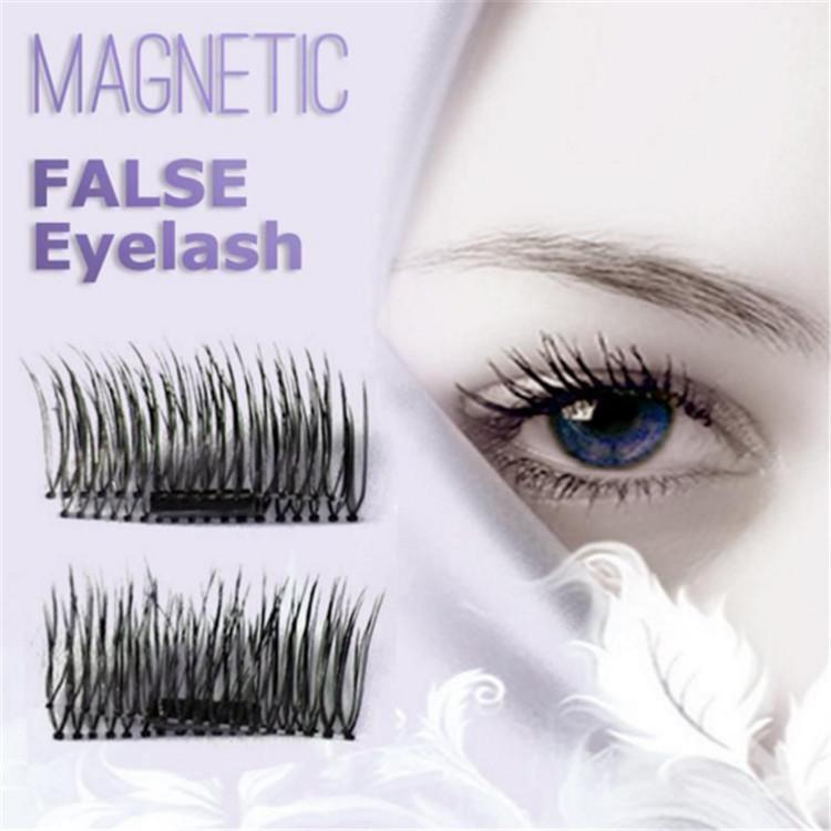 Wholesale Korean Mink Eyelash Extension Magnet Eyelashes Without