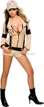 Womens Ghostbusters Fancy Dress Costume Outfit Uniform Lingerie Hen Party BWG3048