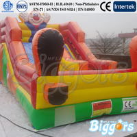 Inflatable Bouncer Popular Inflatable Toy Inflatable Bouncer Slide For Jumping