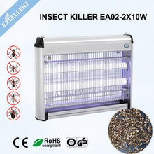 20W anti mosquito lamp with UV blue light attract insects