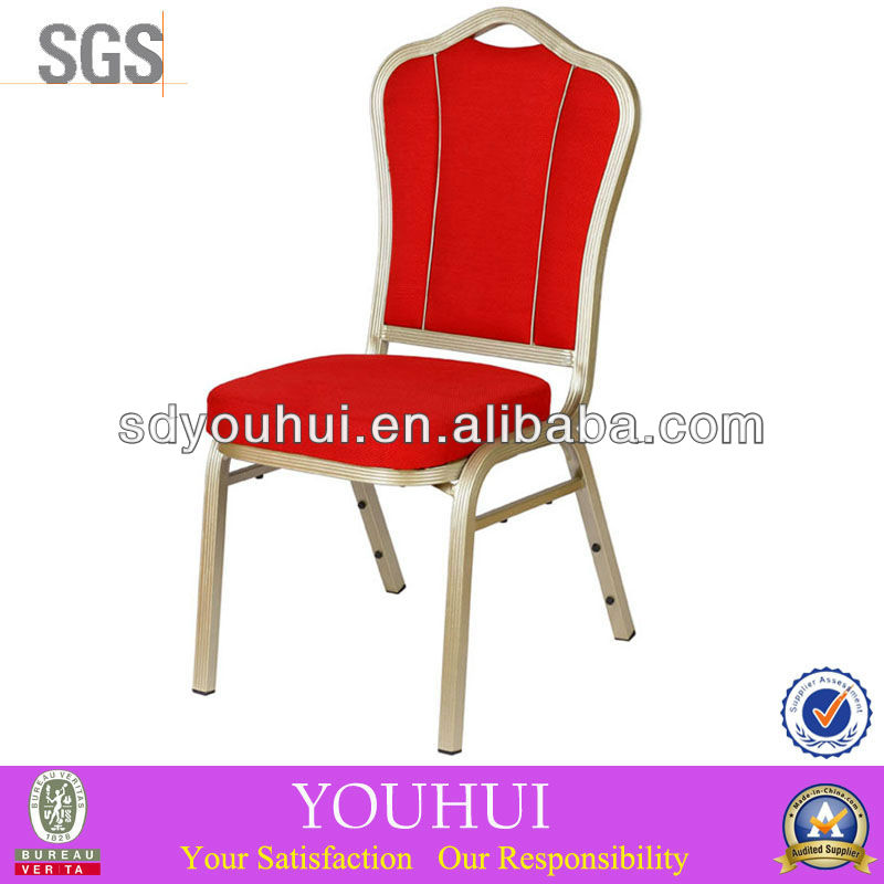 Stacking hotel banquet chairs YH-L9073