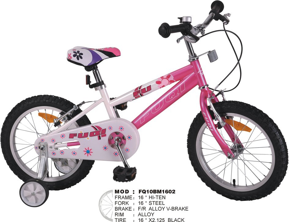 2017 Hot sell all kinds of price cheapest 16 Inch Steel bmx bike/children bicycle /kids bike