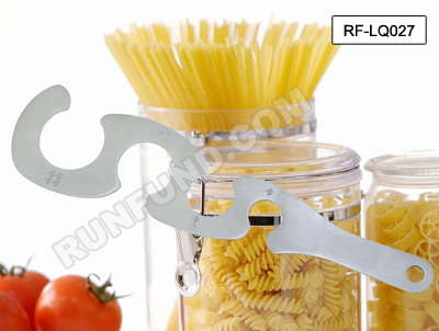 Spaghetti Measure Tool - Pasta Portion Control Gadgets - Stainless Steel Dishwasher Safe