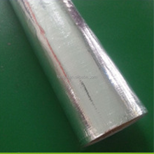 metalized pet laminated woven fabric for container liner