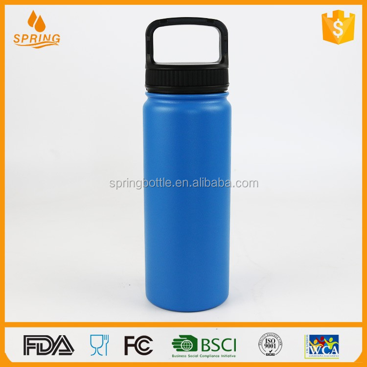 insulated stainless steel water bottle/hydro flask Insulated Double Wall Vacuum Water Bottle SQ-01A-47