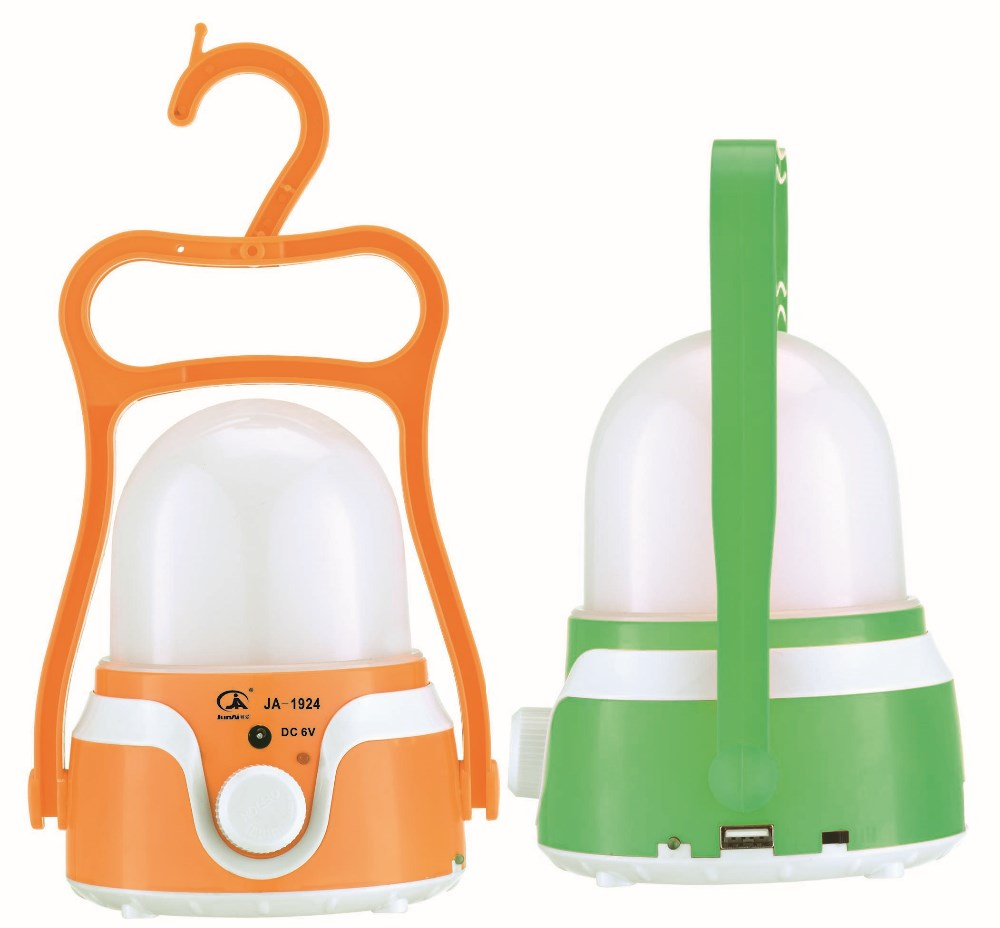 JA-1924 rechargeable led camping lantern