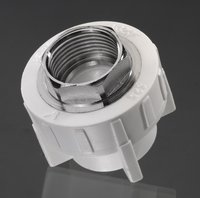 "plastic pipe fittings with sizes 1/2""-1"" for water pipe"