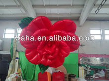 Artificial 10ft Giant Inflatable Flowers with LED Light