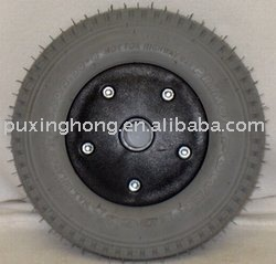 solid wheelchair tire