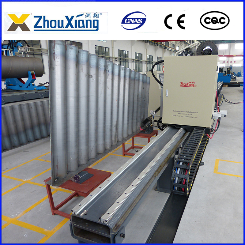 Corrugated Web H Beam Production Line Welding Machine